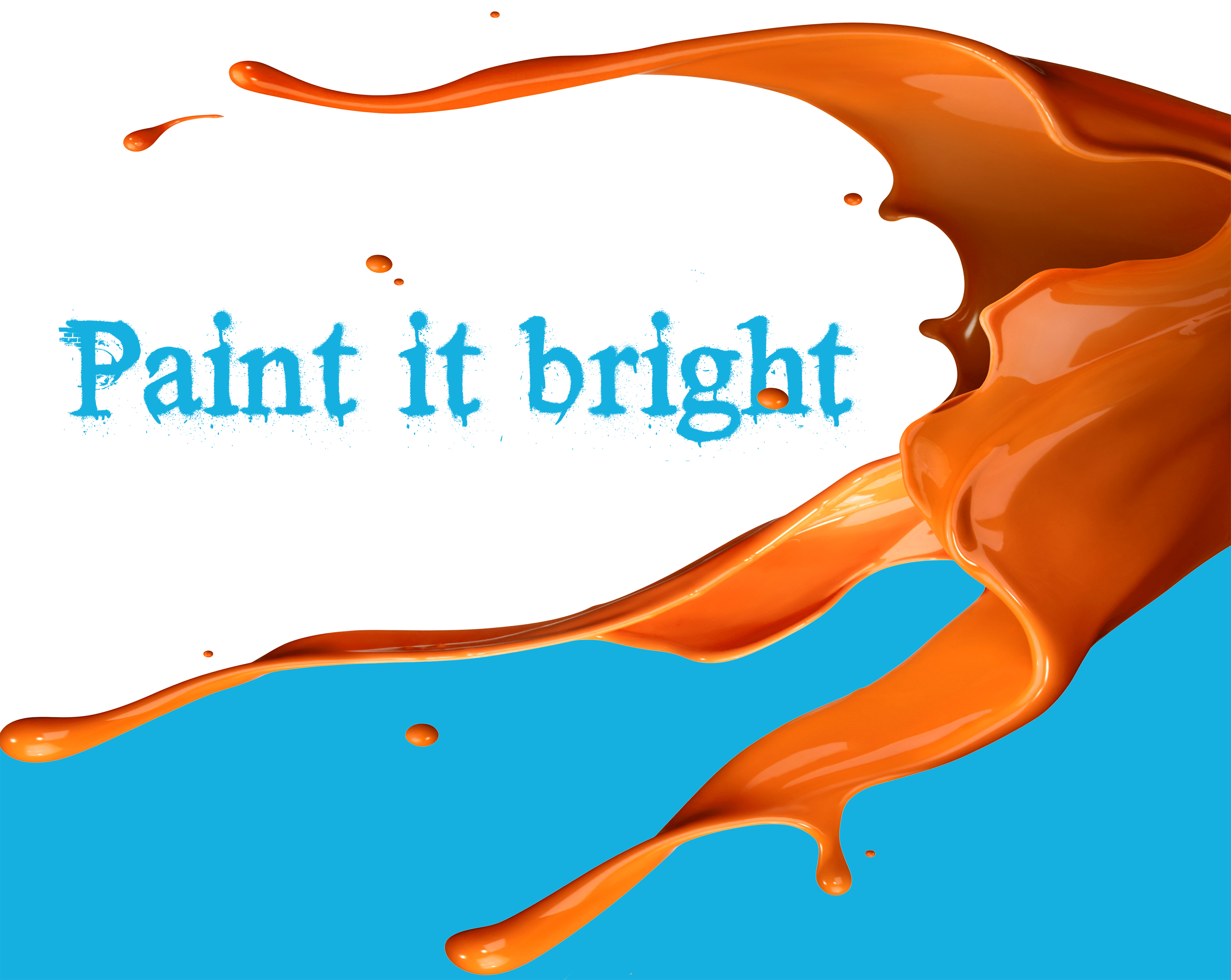 Paint it Bright