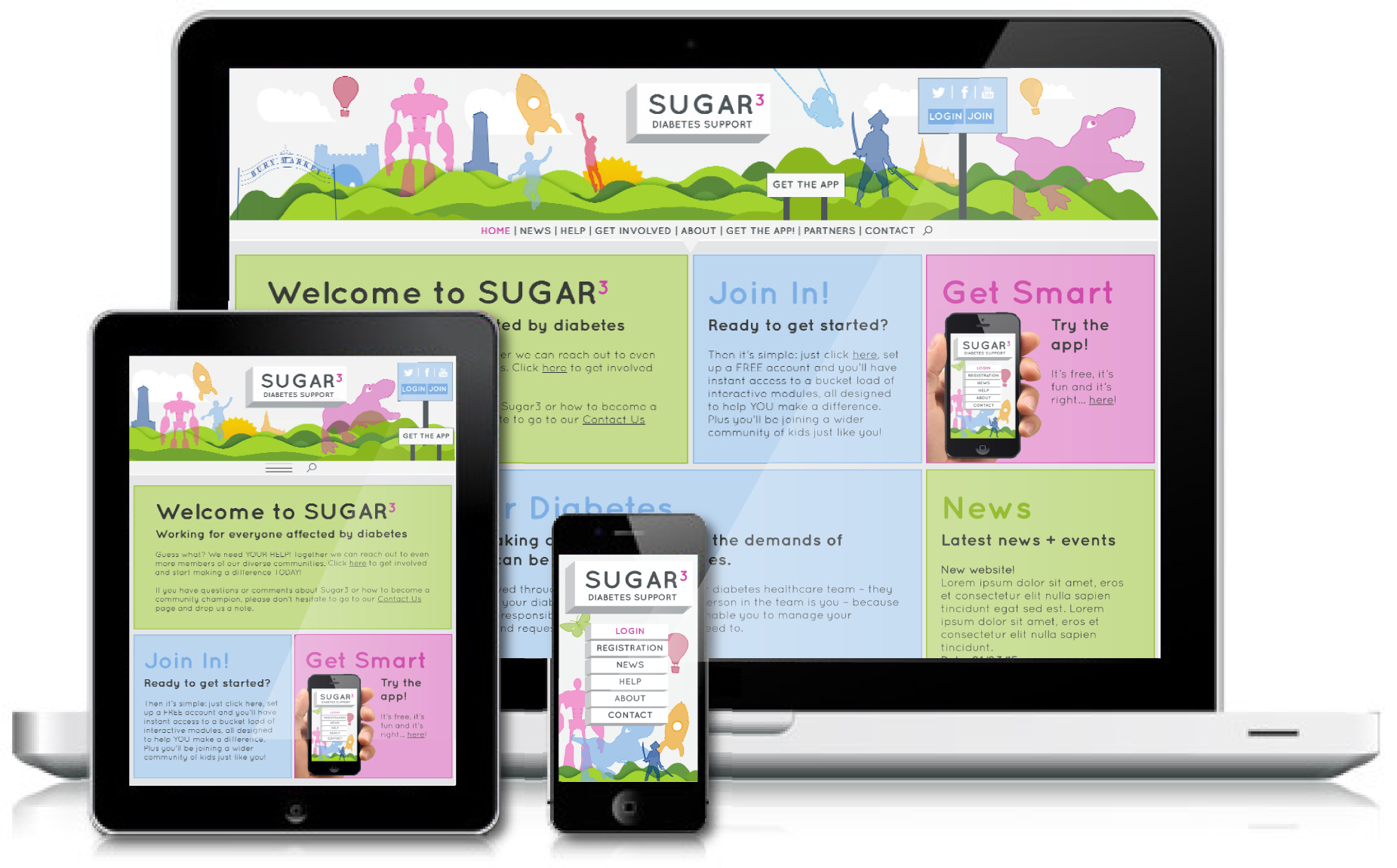 Sugar3 gets second place in the Nursing Standards Awards
