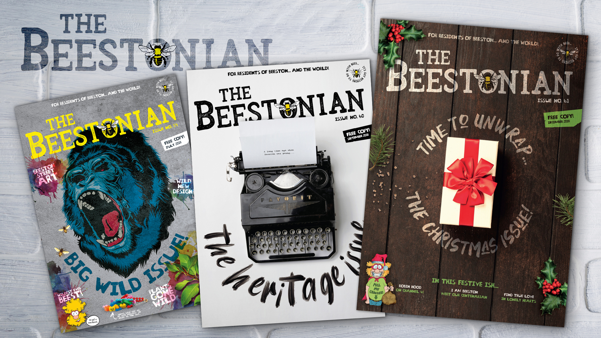 The Beestonian – a true community magazine